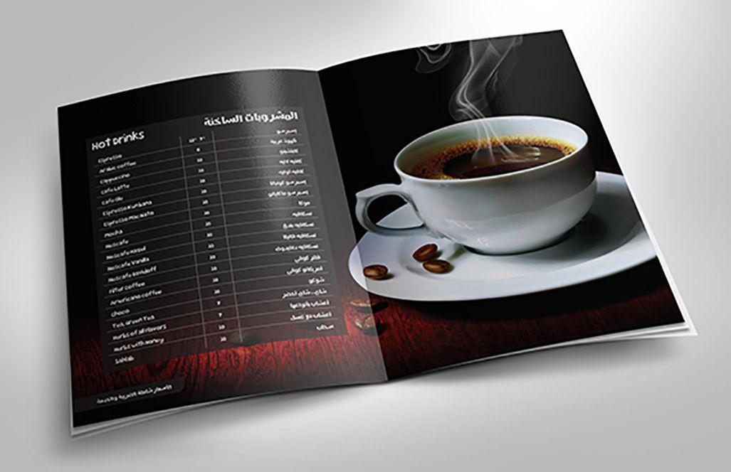 Bộ sưu tập mẫu menu cafe đẹp nhất 2019