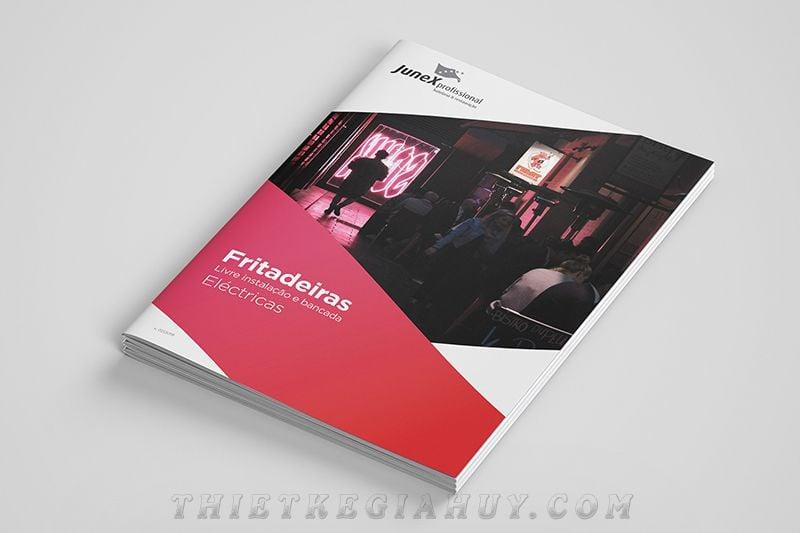 Mẫu bìa catalogue đẹp