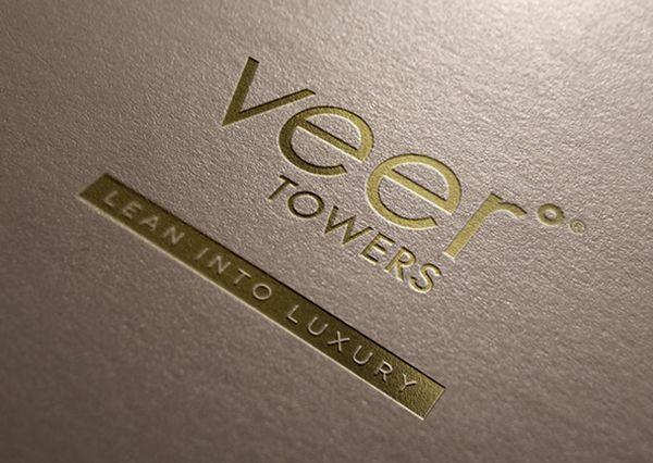 Mẫu logo ép kim folder