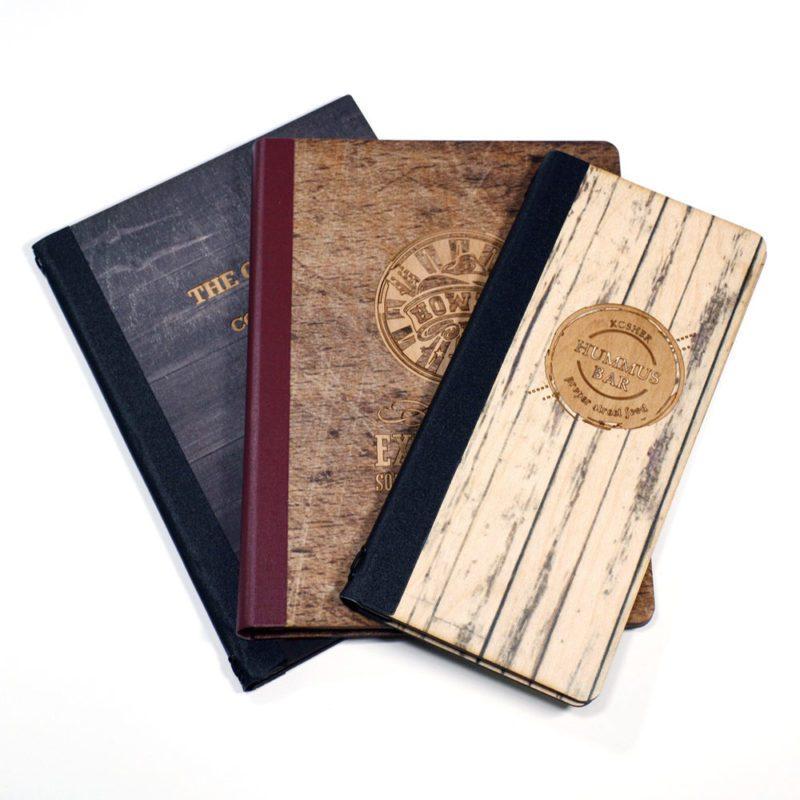 mẫu menu gỗ đẹp nhất hiện nay