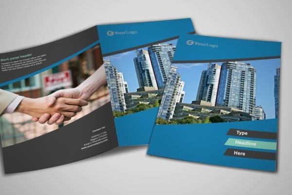 mẫu catalog công ty bất động sản