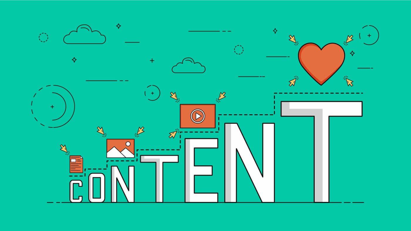 Một nội dung tốt sẽ được khách hàng đánh giá cao và có ấn tượng với công ty bạn
